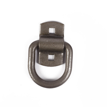 Bare Material Forged Steel Bolt on Lashing D Rings