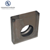 OEM Style Steel Sheet Lock Box with Hook for Ornamental Fence