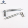 RF Top One 6'' Length Zinc Coated Lag Hinge Pins