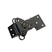 Steel Zinc Toggle Latch with Hook for Toolboxes