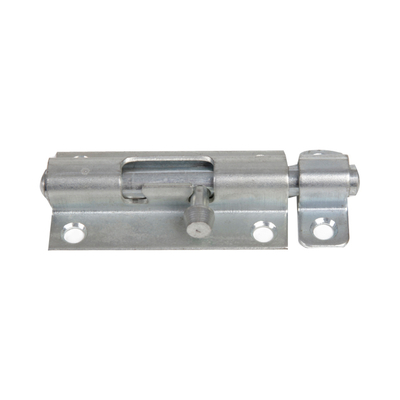 4'' Steel Spring Barrel Bolt Gate Latch