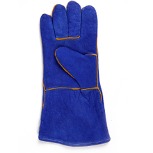 Industrial Use 14 Inch Leather Welding Work Glove