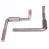 Steel Stall And Trailer Latches