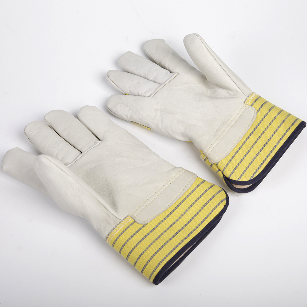XL 10-1/2 Inch Goat Skin Soft Work Glove