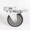 Standard Swivel Rubber Caster Wheels